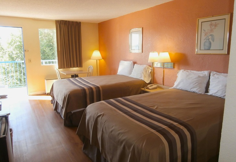 Americas Best Value Inn Tucker, Tucker, Room, 2 Double Beds, Non Smoking, Guest Room