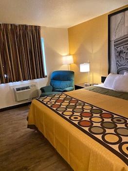 伊利莎白敦伊麗莎白鎮溫德姆速 8 飯店的相片