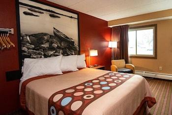 布魯克林中心布魯克林中央 MPLS 溫德姆速 8 飯店的相片
