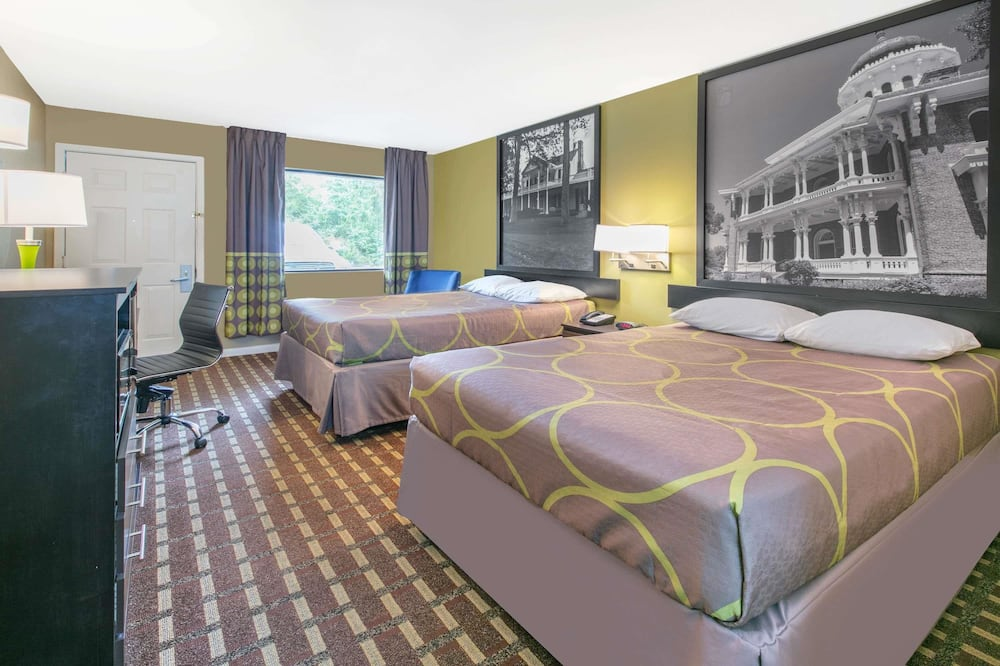 Standard Room, 2 Double Beds - Phòng