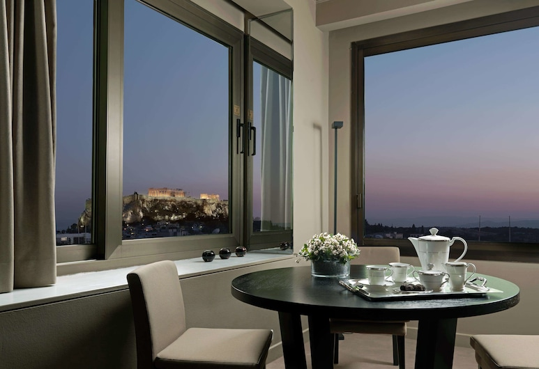 NJV Athens Plaza Hotel, Atenas, Interior do hotel