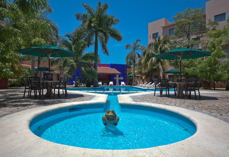 Holiday Inn Ciudad del Carmen, Ciudad del Carmen, Bazén
