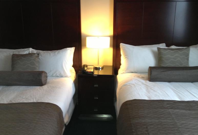 Capital CityCenter Hotel, Victoria, Standard dubbelrum - 2 dubbelsängar, Gästrum