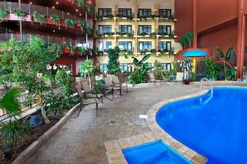 A(z) Ambassadeur Hotel hotel fényképe itt: Quebec