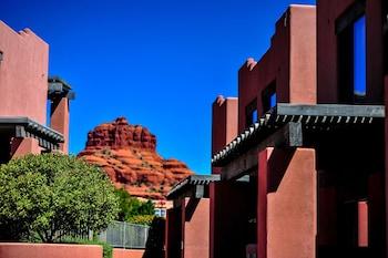 Sedona bölgesindeki Bell Rock Inn by Diamond Resorts resmi
