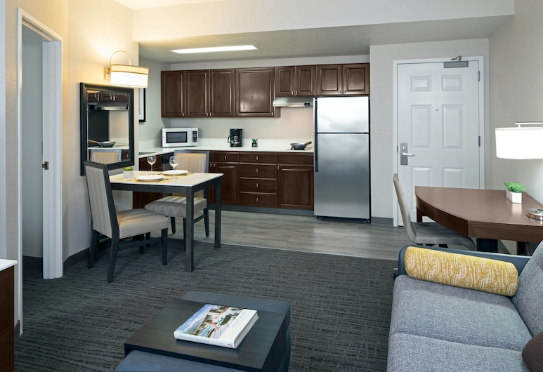 Residence Inn by Marriott Beverly Hills, Los Angeles, Suite, 1 Bedroom, Non Smoking, Guest Room