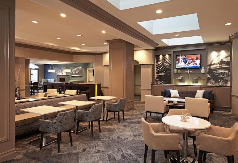 Residence Inn by Marriott Beverly Hills, Los Angeles, Lobby