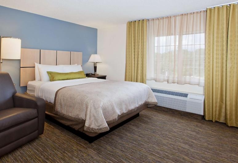 Sonesta Simply Suites Anaheim, Гарден-Гроув, Студія-люкс, 1 ліжко «квін-сайз» (Studio), Номер
