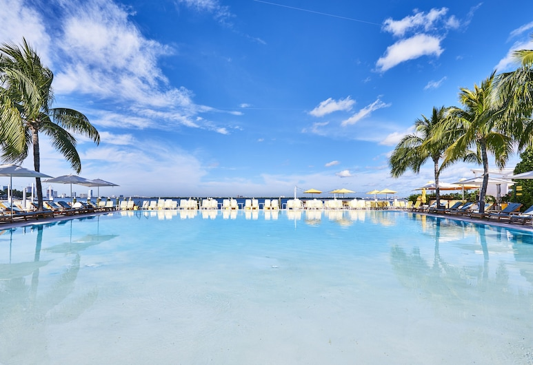 The Standard Spa Miami Beach, Miami Beach, Sonsuzluk Havuzu