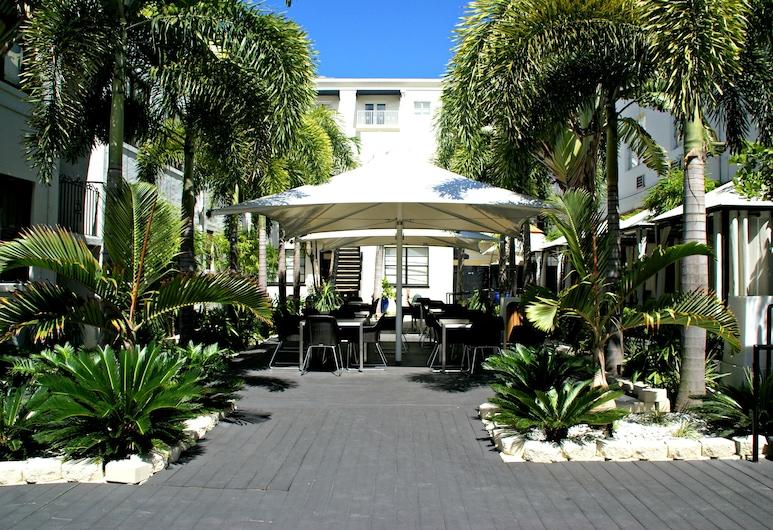 南部海灘廣場酒店, 邁阿密海灘, 庭園