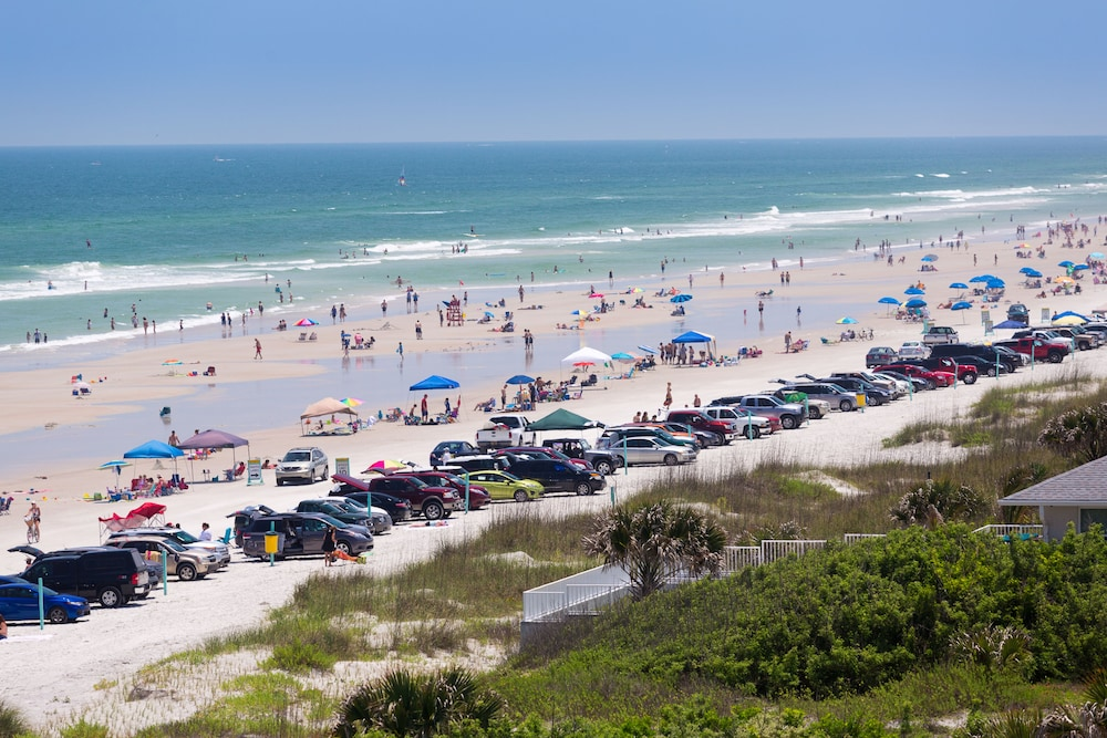 how to get to new smyrna beach