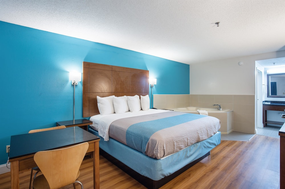 Superior kamer, 1 kingsize bed, niet-roken, bubbelbad - Kamer