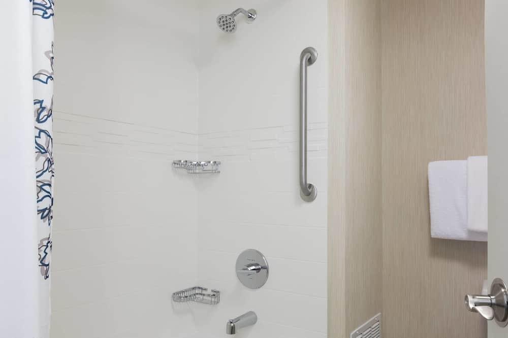 Estúdio, 1 cama king-size, Não-fumadores - Casa de banho