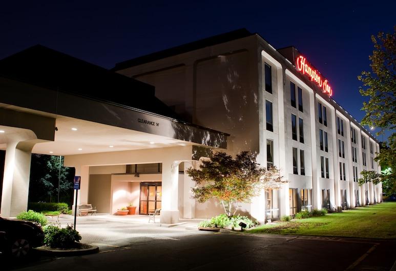 Hampton Inn Ridgefield Park, Ridgefield Park, Pročelje hotela – navečer/po noći