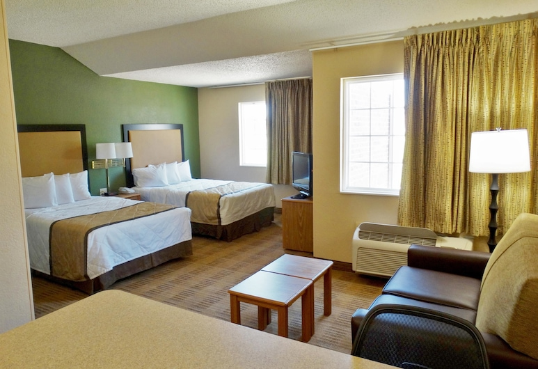 Extended Stay America - Fishkill - Route 9, Fishkill, Deluxe Studio, Multiple Beds, Guest Room
