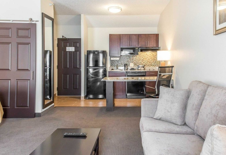 MainStay Suites Pittsburgh Airport, Pittsburgh, Soba za goste