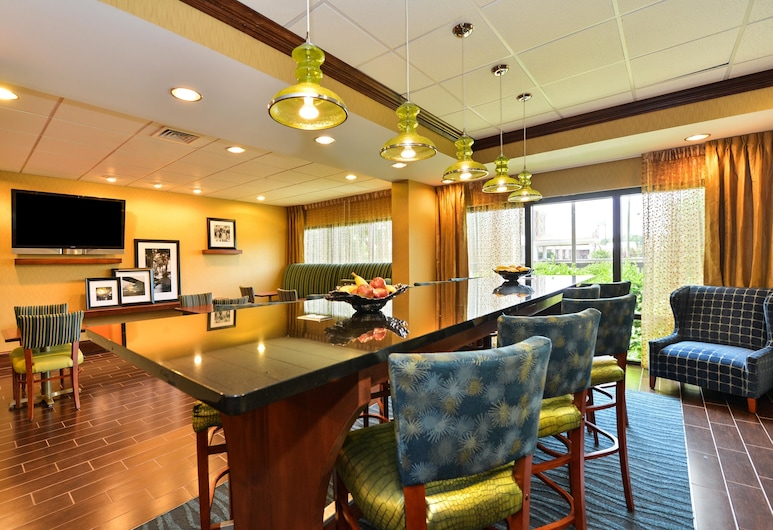 Hampton Inn Petersburg-Ft. Lee, Petersburg, Reception