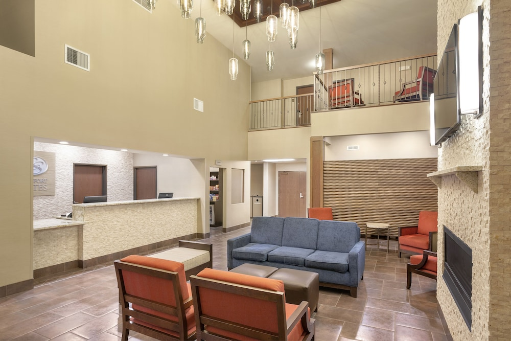 Comfort Suites Yakima Lobby