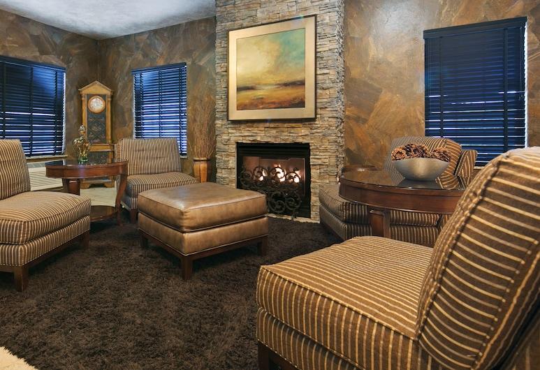 Best Western Plus Yakima Hotel, Yakima, Área de estar (saguão)