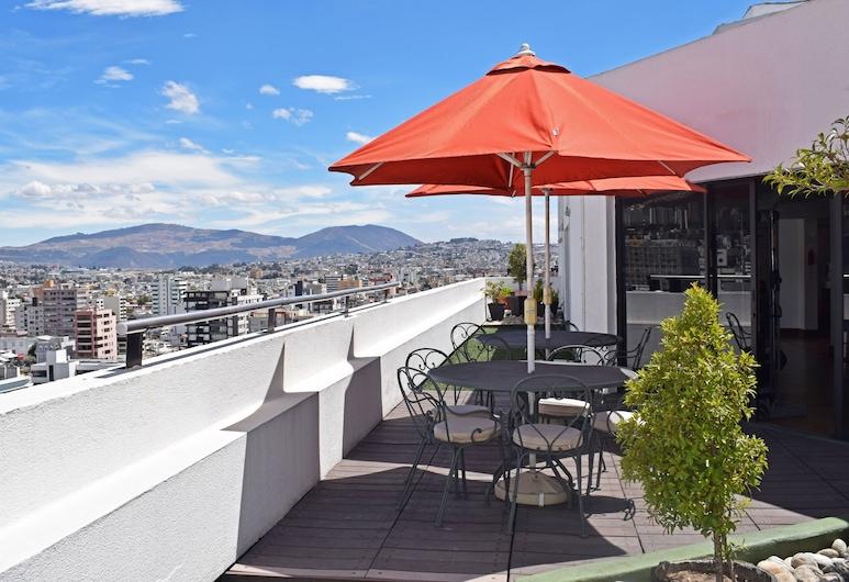 Sheraton Quito Hotel, Quito, Terrass