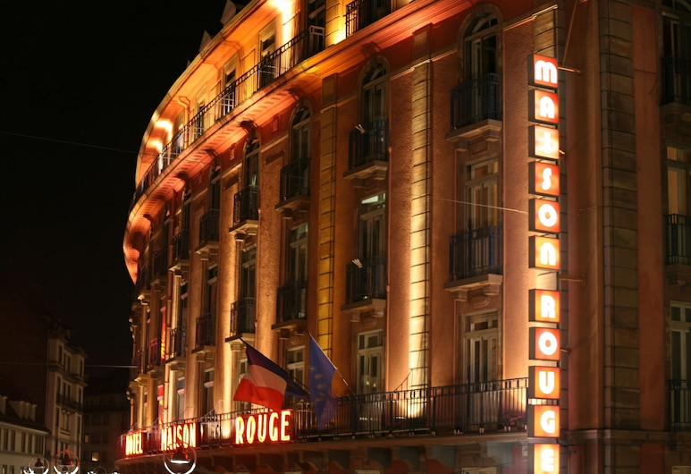 Maison Rouge Strasbourg Hotels&Spa, Autograph Collection, Estrasburgo, Fachada do Hotel - Tarde/Noite