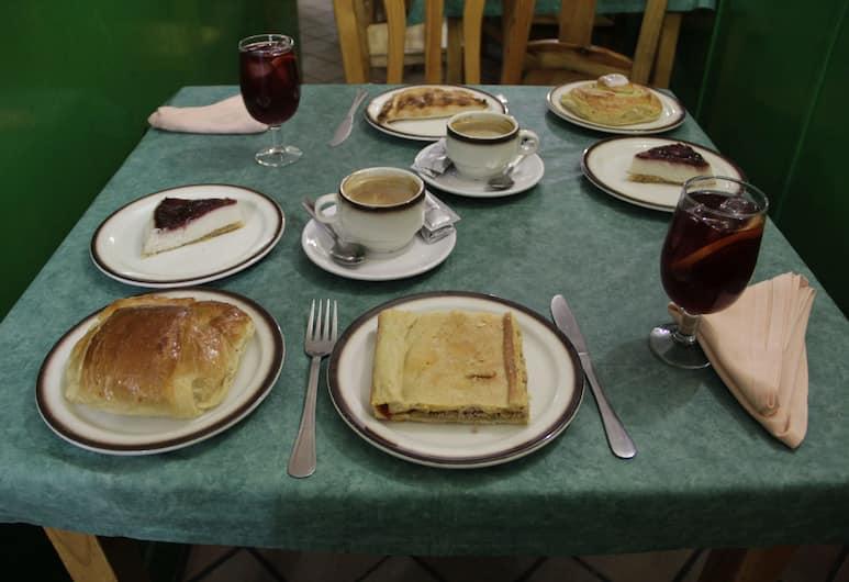 Anaco Hotel, Madrid, Raňajková miestnosť