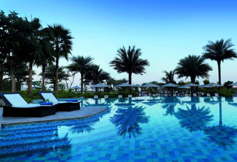 The Ritz-Carlton, Dubai, Dubai, Outdoor Pool