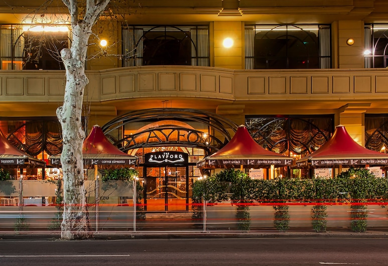 The Playford Adelaide MGallery, Adelaide, Hotel Front – Evening/Night