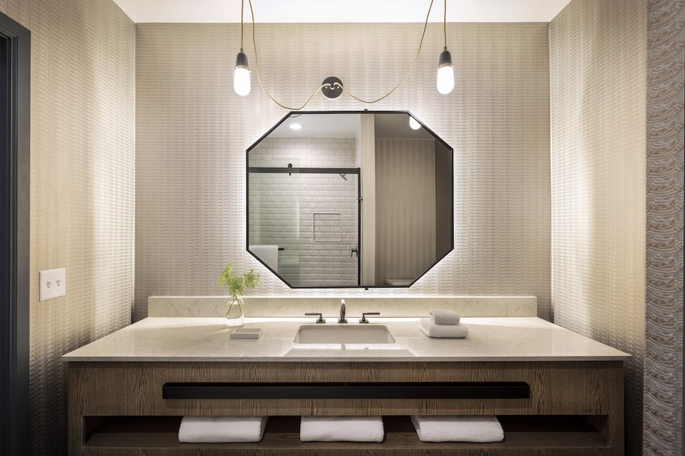 Pokoj typu Deluxe, 2 dvojlůžka (180 cm) (Guest) - Koupelna