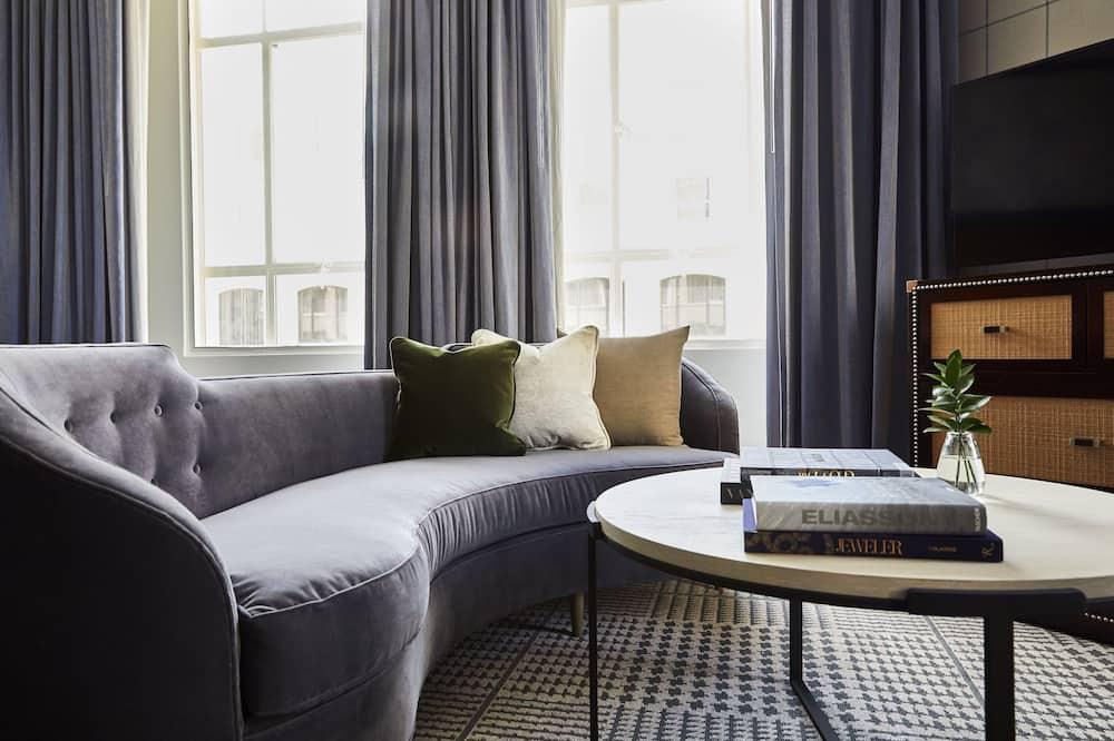 Apartmá typu Executive, dvojlůžko (200 cm) - Pokoj