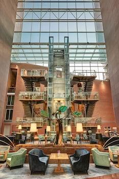 Naktsmītnes Hilton Frankfurt City Centre attēls vietā Frankfurte