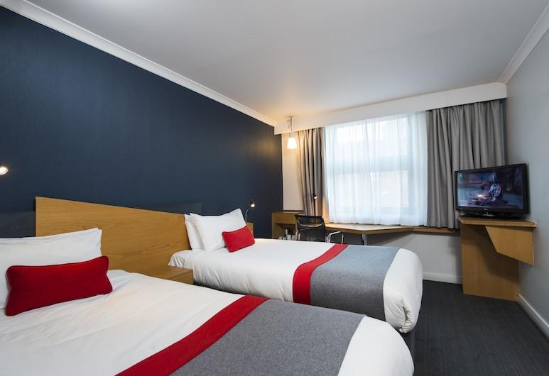 Holiday Inn Express Taunton M5, Jct. 25, Taunton, Kambarys, 2 viengulės lovos, Nerūkantiesiems, Svečių kambarys