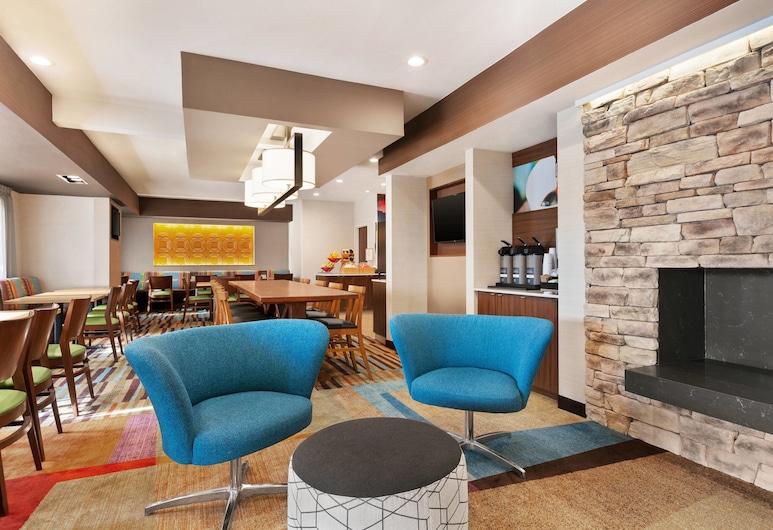 Fairfield Inn by Marriott Roseville, רוזוויל, לובי