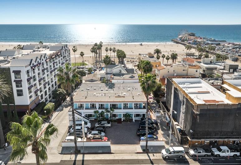 Sea Blue Hotel, Santa Monica, Hotelfassade
