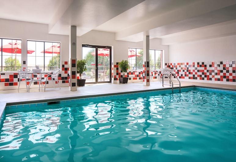Best Western Plus Denver International Airport Inn & Suites, Denver, Krytý bazén