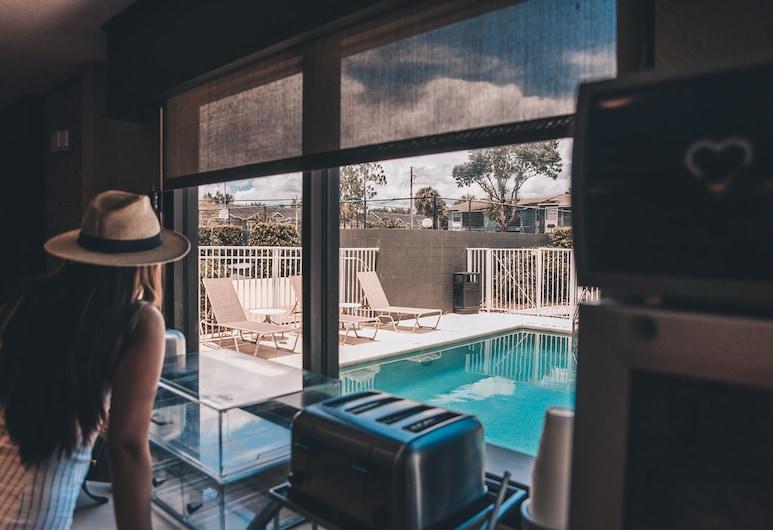 Comfort Suites UCF/Research Park, Orlando, Snídaňová místnost