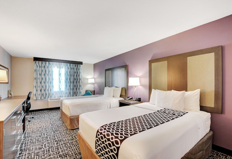 La Quinta Inn by Wyndham Las Vegas Nellis, Las Vegas, Room, 2 Queen Beds, Non Smoking, Guest Room