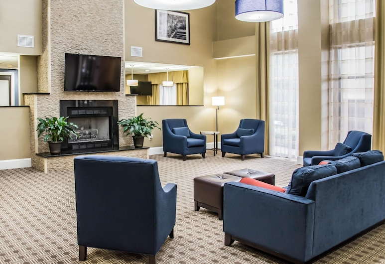 Comfort Suites University - Research Park, Charlotte, Lobby