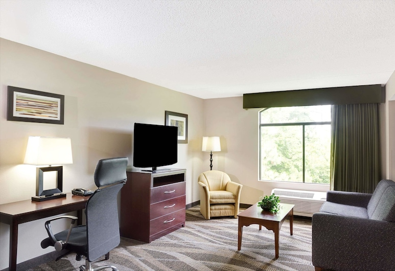 Wingate by Wyndham Raleigh Durham Airport RTP, Durham, Suite, 1 King Bed, Guest Room