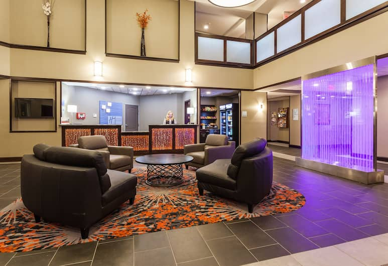 Holiday Inn Express Hotel & Suites Rapid City, Rapid City, Interni dell'hotel
