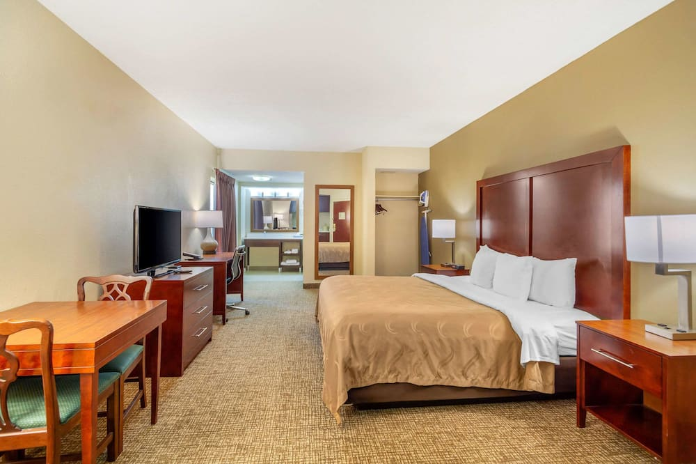 Room, 1 King Bed, Accessible, Non Smoking (Efficiency) - Guest Room