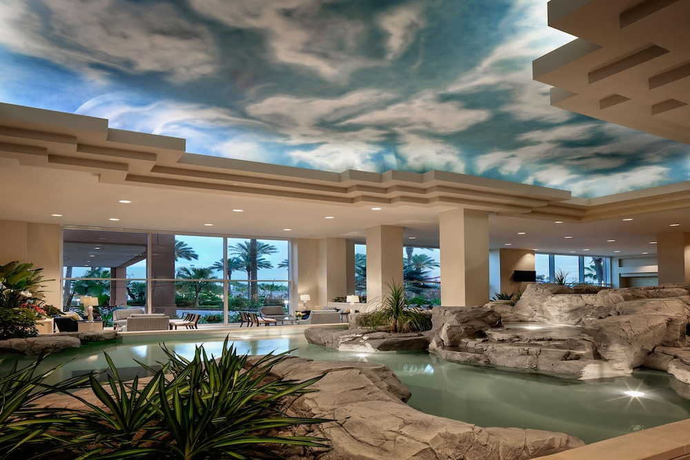 Book Moody Gardens Hotel Spa And Convention Center In