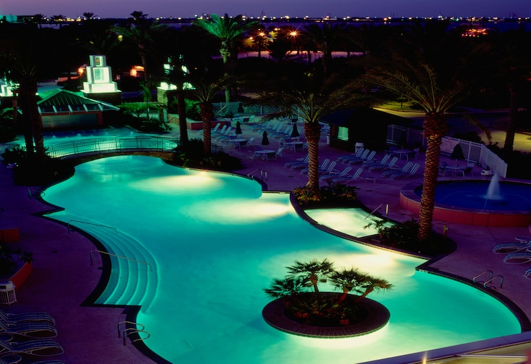 Moody Gardens Hotel, Spa and Convention Center, Galveston, Medence