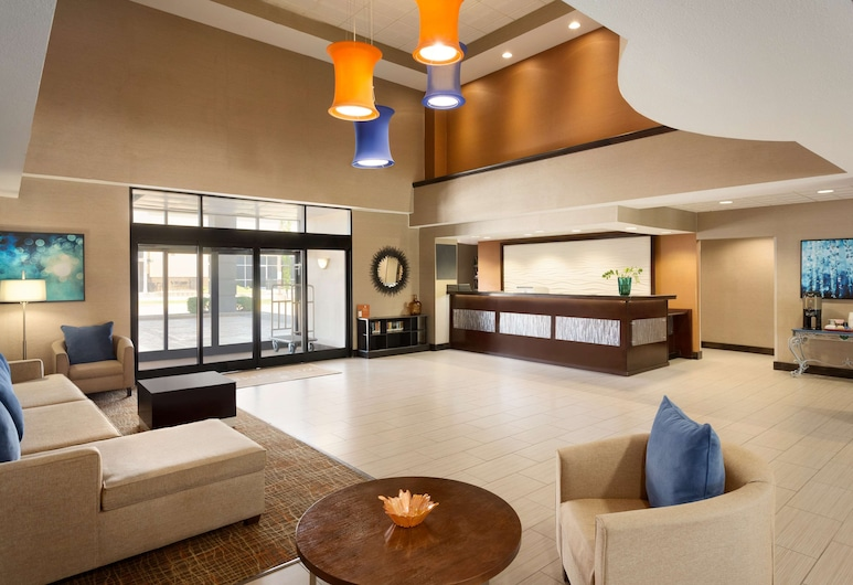 Country Inn & Suites by Radisson, Wolfchase-Memphis, TN, Cordova, Lobby