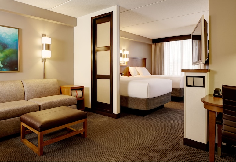 Hyatt Place Scottsdale/Old Town, Скоттсдейл, Номер, 2 двоспальних ліжка, Номер