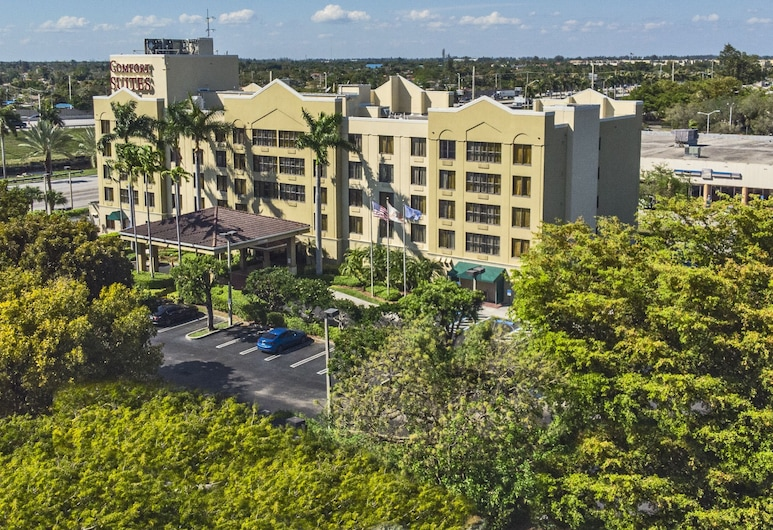 Comfort Suites Miami - Kendall, Miami, City view from property