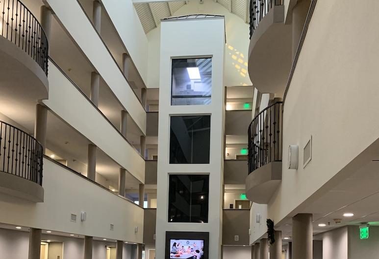Comfort Suites Anderson, אנדרסון, אזור ישיבה בלובי
