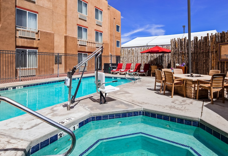 Inn at Santa Fe, SureStay Collection by Best Western, Santa Fe, Guest Room