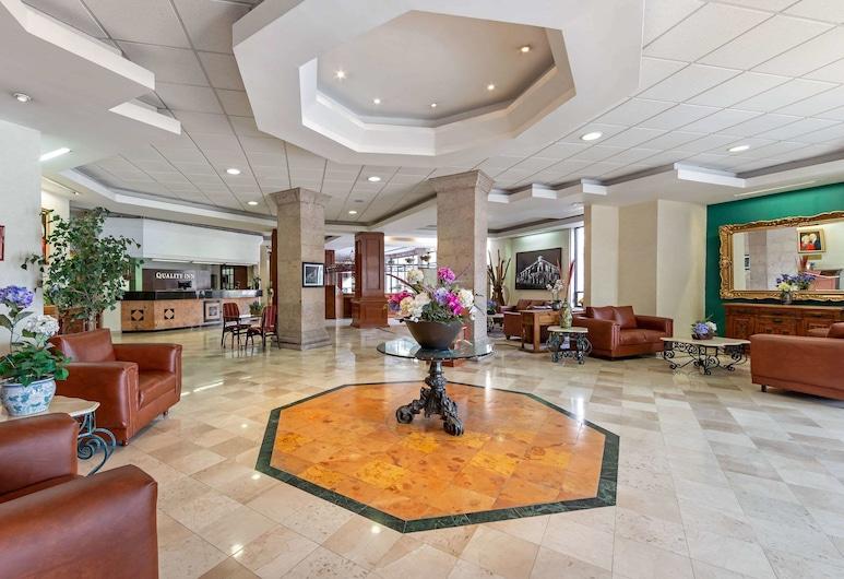 Quality Inn Aguascalientes, Aguascalientes, Lobby