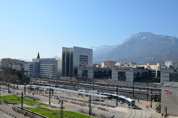 Gambar Best Western Hotel Terminus di Grenoble